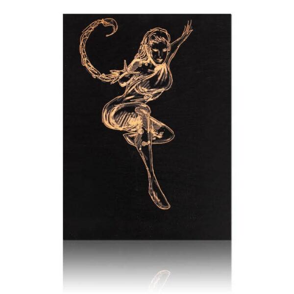 skorpion kvinde